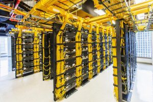 organized and profesional structred cabling for business networks